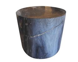 Petrified Wood Side Table 225 kg#BNK01